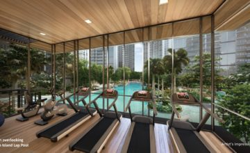 The-Florence-Residences-Gym